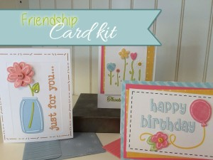Kaye - June Card Kit