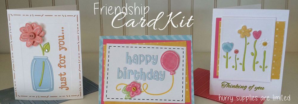 Friendship Card Kit