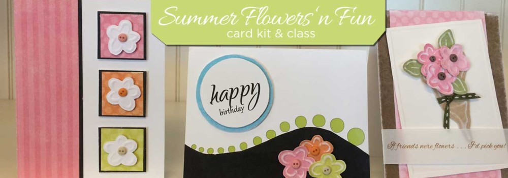 Summer Flowers'n Fun Kit