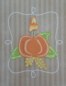 Barbara - Candle Pumpkin2