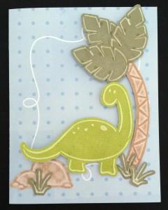 Barbara's Dino #L9765