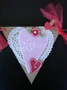 Barbara's Valentine Love from Lasting Impressions L
