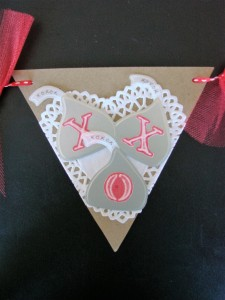 Barbara's Valentine XOXO, L9692