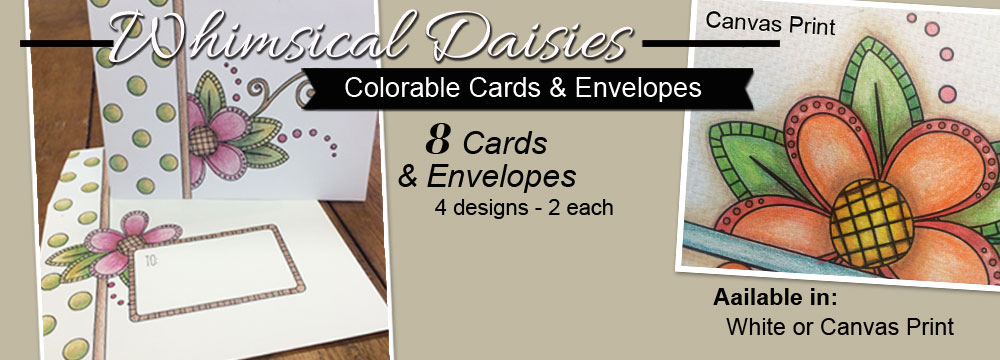 Colorable Cards
